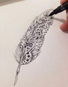 Mechanical Feather