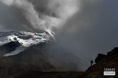 Witness to a retreating storm by sankar  sridhar on 500px