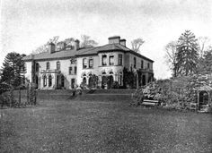 Ardara House, Comber, Northern Ireland.  The house of Rt. Hon. Thomas Andrews and his wife Eliza Pirie.  They raised 4 sons and one daughter: Rt. Hon. John Miller Andrews; Thomas Andrews Jr; Eliza Montgomery Andrews;  Rt. Hon. Sir. James Andrews, 1st and last Bt; and Captain William Andrews.