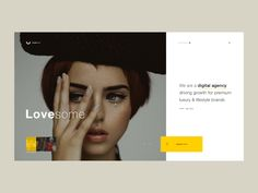 Stylish Motion and Web Design by Nikoloz Ergemlidze Website Design Inspiration, Ui Inspiration, Creative Inspiration, Website Design Layout, Layout Design, Modern Web Design, Modern Website, Daily Challenges, Ui Web