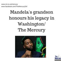 Ndaba Mandela, the grandson of the late Nelson Mandela, said his grandfather would have been a vocal voice for the rights of immigrants if he were still alive.