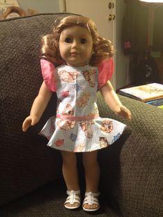 Little Summer dress for AR. 2014