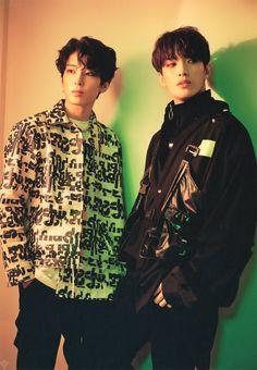 SVTTwins ✨💞 Who's your Bias? Wonwoo or DK? Mingyu Wonwoo, Seungkwan, Woozi, Seventeen Album, Seventeen Wonwoo, Kpop, Vernon Chwe, Day6 Sungjin, Hip Hop