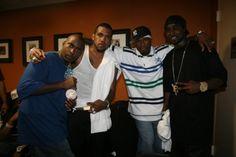 50 Cent,Lloyd Banks, Young Buck & Tony Yayo