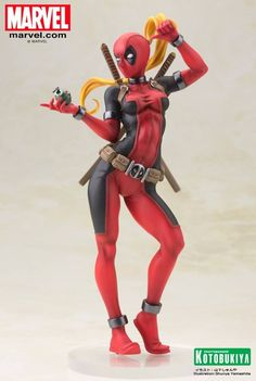 Lady Deadpool Bishoujo