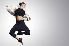 Olympic-level chic in the new Nike lookbook