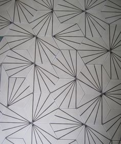 Dandelion Tiles by Claesson Koivisto Rune. Featured in the March 2012 issue of D Pages.