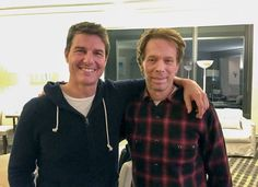 Tom Cruise and Jerry Bruckheimer Hint That Top Gun 2 Is Really Happening