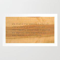 Baybayin Art Print by Endangered Alphabets - $20.00