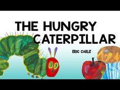 (Animated) The Hungry Caterpillar by Eric Carle