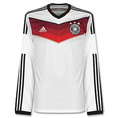 Adidas Germany Home L/S Shirt 2014 2015 Germany Home L/S Shirt 2014 2015 http://www.comparestoreprices.co.uk/football-shirts/adidas-germany-home-l-s-shirt-2014-2015.asp