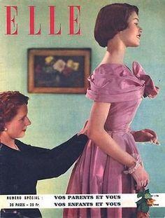 Этой обложке ELLE сегодня исполняется 68 лет. Казалось бы, ну и что