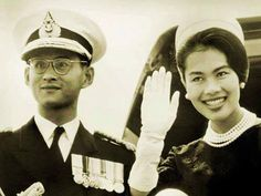 King and Queen of Thailand. My beloved King, ♥Bhumibol Adulyadej, Rama IX, the ninth monarch of the Chakri Dynasty, crowned on the 9th June 1946, is the longest ever reigning King of Thailand  and the defender of the Buddhist faith in Thailand. http://www.islandinfokohsamui.com/