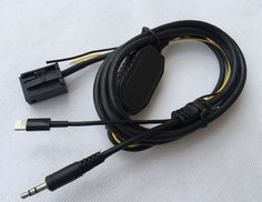 Car Audio Jack Input Aux Cable Adapter For BMW Z4 Mini Cooper For iPod iPhone 5 6