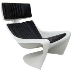 Steen Ostergaard Meteor Lounge Chair   From a unique collection of antique and modern armchairs at http://www.1stdibs.com/furniture/seating/armchairs/