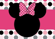 The Invitations Are Used To Decorate A Minnie Mouse Themed Birthday They Can Be Invite Their Friends Party Perfect For