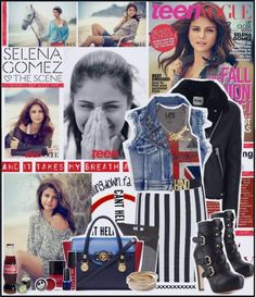 Teen Vogue September Issue Features Selena Gomez