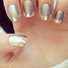 Cute nails...