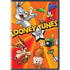 This selection of 14 classic Warner Brothers cartoons featuring beloved animated characters like Bugs Bunny, Porky Pig, and Pepe Le Pew, includes ELMER'S CANDID CAMERA, FAST AND FURRY-OUS, HAREDEVIL H