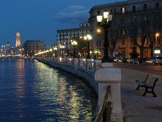 Bari, Italy ...