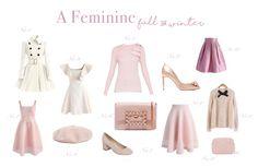 The Full List of My Favorites For A Feminine Fall & Winter Wardrobe