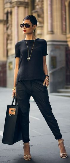 50 Great Fall - Winter Outfits On The Street - Style Estate - #FashionEstate