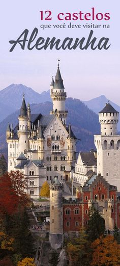 The World In A Year Packing Lists World Travel Party Beautiful Places Info: 8804114734 Denmark Travel, Germany Travel, Places To Travel, Travel Destinations, Places To Go, Vacation Places, Travel Europe, Europa Tour, North Rhine Westphalia