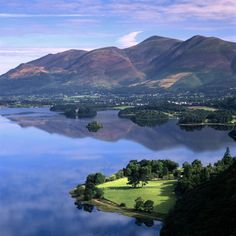 The best landscapes in Britain: Derwent Water, Lake District
