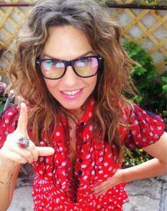 Anna Lesko Anna, Mediterranean Style, Geek Chic, Wayfarer, Fashion Beauty, Geek Stuff, Glasses, Geek Things, Eyewear