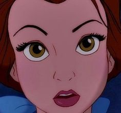 I got Belle!! Which Disney princess do you look like??