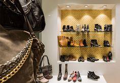 Schuh Klaus, Freiburg (Germany) #fashion #shoes #retail #lighting #beleuchtung #licht