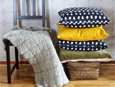 One of a kind designs: My top 10 crocheted interior products