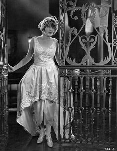 Corinne Griffith in Single Wives 1924