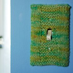 something to do with old sweaters, when the light switch gets cold.
