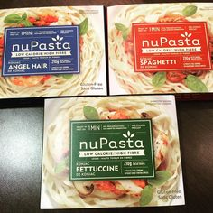 Ladies, the entire package is 1pp ! Yep. 210g for 1 single point. Seeing as I'm on my way to Vancouver, BC tomorrow night I will most likely give these babies a try when I get back next week. But I'm really excited ! What if these could be a good equivalent for regular pasta ?! I would totally be down for that  Thank you @nupastacanada #nupasta