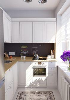 дизайн кухни хрущевки фотогалерея