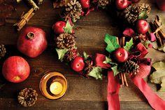 How to Keep Your Holiday Decorations 'Au Naturel' - Emerald Coast Magazine - December - January 2014
