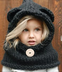Cute - even though it makes you look like an ewok. Or maybe that's the appeal? :P