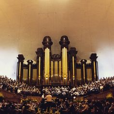 A very #engaging #moment to see the #Tabernacle #choir at an #open #rehearsal. #slc #Utah