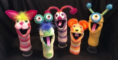 Adoptasockpuppet – Endless fun in the palm of your hand! Types Of Puppets, Puppets For Kids, Stick Horses, Unique Socks, Egg Carton Crafts, Sock Puppets, Dragon Crafts, Horse Crafts, Fun Activities For Kids