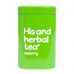 Waldo Pancake Tin - Herbal Tea