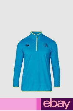 Canterbury Leinster Rugby Vapodri Poly First Layer Top Leinster Rugby, Layering Outfits, Layered Tops, Canterbury, Active Wear, Layers, Base, Athletic, Jackets