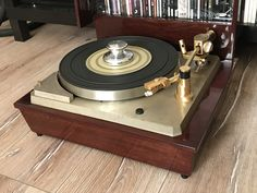 EMPİRE 598 lll turntable