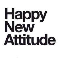 Get your new attitude!