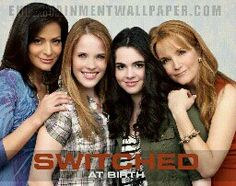 Love it switched at birth
