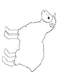 outline images of sheep - Google Search