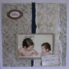Bathtime, Scrapbooking layout. Bath Time, Layouts, Scrapbooking, Frame, Cards, Ideas, Decor, September 2, Projects