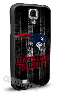 New England Patriots Cell Phone Hard Case for Samsung Galaxy S5, Samsung Galaxy S4 or Samsung Galaxy S4 Mini