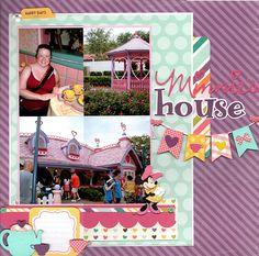 Minnies House - Scrapbook.com