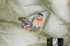 Bamboo Studies - Chinese Bird and Flower Painting - Video Lessons of Drawing & Painting
